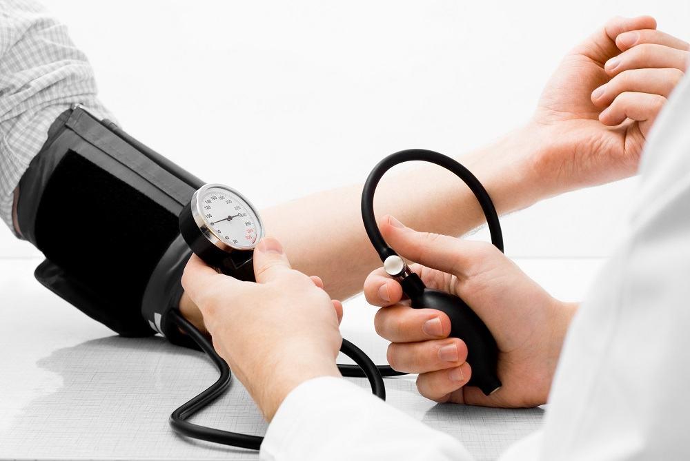 Mätning av blodtryck